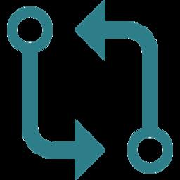 Iconmonstr code fork 7 240