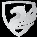 Standard authlete logo image white with transparent bg 256