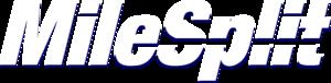 Standard milesplit logo white