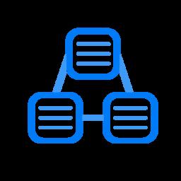 Helpcenter icons conversatie maken
